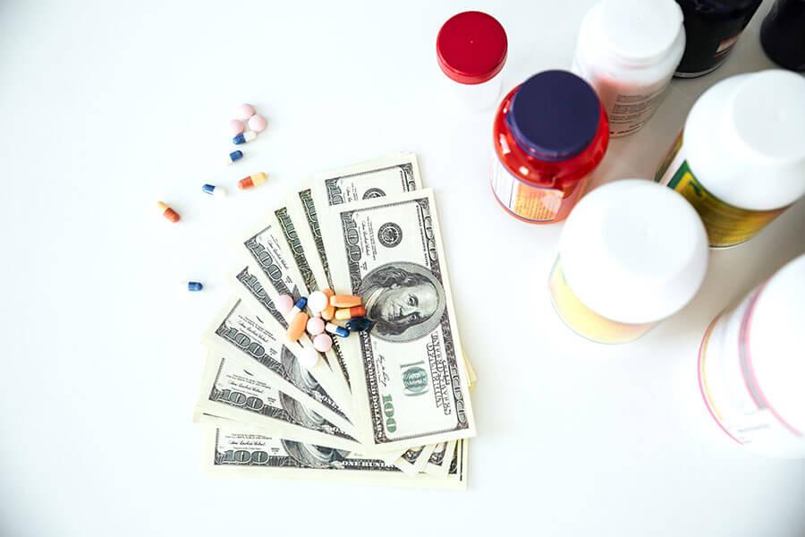 Copay on Prescriptions